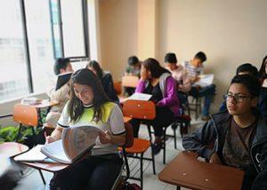 Ser Bachiller-preuniversitario aprender cuadro